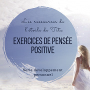 Exercices de pensee positive