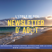 Newsletter aout 2019